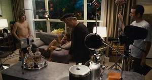 Dana Goodman, Nick Swardson hot scene