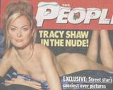 Stage nude tracy shaw on