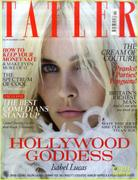 Isabel Lucas - Tatler magazine November 2011