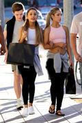 Ariana Grande out in LA 4th October 2014