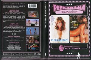 Pleasure Maze / Лабиринт Удовольствий (Duck Dumont, Fog City Partners / Vinegar Syndrome) [1986 г., All Sex,Classic, DVDRip]