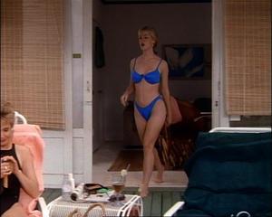 Jennie Garth - Beverly Hills 90210 (bikini,butt)