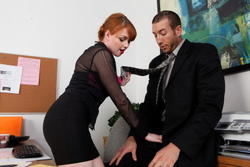 Naughty Office - Marie McCray **March 29, 2012**