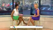 Tamron Hall -- Today (2011-04-14)