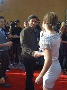 Emma Watson and Patrick Dempsey at the 2011 MTV Movie Awards in Los Angeles - June 5, 2011