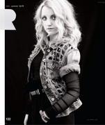 Evanna Lynch - Nylon Magazine Scan - Oct 2010 - x1MQ