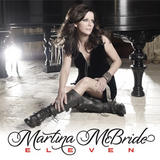 Martina McBride - New Album Cover