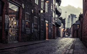 clean,window,door,space,outside,buildings,concrete wall,beautiful street 1920x1200
