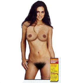 Have Morgan webb naked question interesting