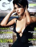 Monica Bellucci GQ Magazine Scans
